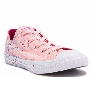 Converse All Star Sneaker Size 2.5 Girl Junior New